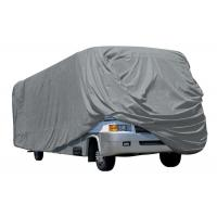 UV Protection Breathable Caravan Cover Class A With Air Vents Zippered Access