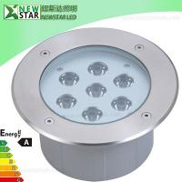 Wholesale 24V DC 7W 21W Waterproof Warm White Led Inground Light from china suppliers