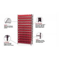 Wholesale Metal Bin Display Shelving Rack for Hospital/Drugstore from china suppliers