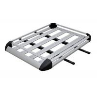 Wholesale 11 kgs Universal Auto Roof Racks Double Layer Aluminium Alloy Roof Luggage Carrier from china suppliers