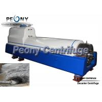 Wholesale Industrial Scale Horizontal Separator - Centrifuge for Wastewater Dewatering from china suppliers