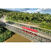 Quality Prefabricated Delta Modular Steel Bridge Easy Assemble Simple Steel Structures for sale