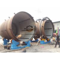 Quality Automatic Vessel Turning Rolls , Heavy Duty Self Aligning Rotator CE Approved for sale