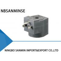 Wholesale Custom YED123 DC / AC Solenoid Coil High Reliability For Pulse Jet Valve from china suppliers