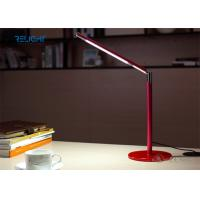 Quality Tempered Toughened Glass Alloy LED Desk Lamp Dimmable and Foldable USB Charging Port Long Lifespan for sale