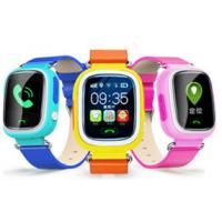 Wholesale Child Smart Watch with 2G modem, Micro SIM card, 1.22 inch Screen, LBS location, Healthy pedometer, Voice Chat etc. from china suppliers