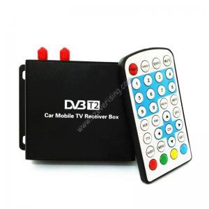 Wholesale Car DVB-T2 TV Receiver Russia DVB-T2 Receiver Thailand DVB-T2 Set Top Box Double Tuner Digital TV DVB-T2 Box from china suppliers