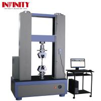 Quality 100Kn 200Kn 300Kn Rebar Metal Plastic Textile Tape Universal Tensile Testing Machine for sale