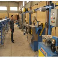 Buy cheap wire extrusion machine Teflon Cable Manufacturing equipment from wholesalers