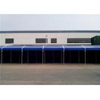 Wholesale Clear Span Roof Top Industrial Warehouse Tent With Sidewalls Quick Assembly from china suppliers