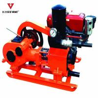 Wholesale Small Well Mud Water Pump For Drilling Rig 160 L/Min Proper Pressure from china suppliers