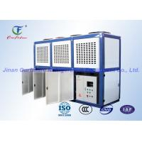 Wholesale 220V Danfoss Cold Room Compressor Unit , 1 Phase Freezer Condensing Unit from china suppliers