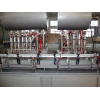 Wholesale Custom Glass Bottle Paste Cream Filling Machine , Automatic Bottle Filling System from china suppliers