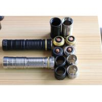 Wholesale Smokeless 18650 mechanical mod E cigarette brass panzer clone mod from china suppliers