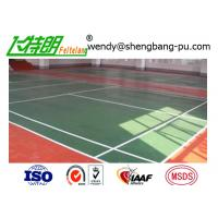 Wholesale Wear Resistant Basketball Sport Court Surface , acrylic sports surfaces from china suppliers