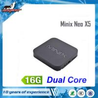 Wholesale Minix Neo X5 16GB Andriod TV BOX from china suppliers