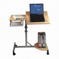 Wholesale Laptop desk, made of MDF from china suppliers