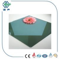 Wholesale Green / Grey  Multi - layer coated Low Emissivity Glass for architectural from china suppliers