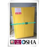 Wholesale Industry Type Safety Storage Cabinets For Flammable Liquid OSHA 29 CFR1910.106 from china suppliers