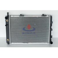 Wholesale Aluminium Mechanical Type automobile radiators For Benz W124 / 200D / 250TD 1984 1993 AT from china suppliers