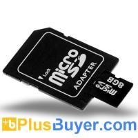 Wholesale 8GB Micro SD / TF Card with SD Card Slot Adapter from china suppliers