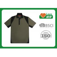 Wholesale Comfortable Moisture Wicking Polo Shirts Quick Dry For Hiking from china suppliers