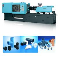 Wholesale Energy-saving Full automatic PVC Single Color Air Blowing Injection Molding Machinery from china suppliers