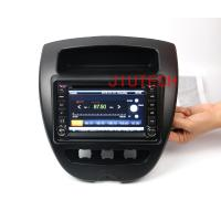 Wholesale Car Stereo for Citroen C1 Toyota Aygo Peugeot 107 Satnav Headunit DVD Autoradio,dvd player from china suppliers