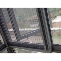 Wholesale aluminium folding window screen mesh from china suppliers