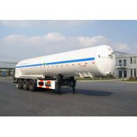 Wholesale 20000L-3 Axles-Cryogenic Liquid Lorry Tanker for Liquid Argon from china suppliers