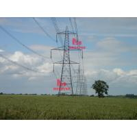 Wholesale 400KV double circuit  transmission line steel tower from china suppliers