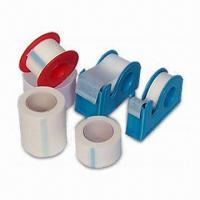 Wholesale Medical Tapes, Available in Different Materials from china suppliers