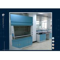 Wholesale Customized Duct Materials Recirculating Fume Hood , Ductless Chemical Fume Hood from china suppliers