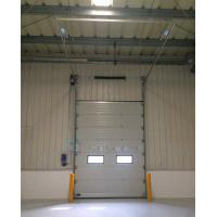 Wholesale Insulated Sandwich Panel Industrial Sectional Doors for Outside Use from china suppliers