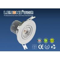 Wholesale Epistar Chip Bathroom Led Downlights White Or Silver Excellent Heat Dissipation from china suppliers