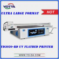 Wholesale Yotta 3200*1600mm bed size UV flatbed ceramic tiles printer, 3D glass printer, wood board printer from china suppliers