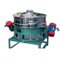 Wholesale Double motors circular shaker sieve-1000mm-single deck sifter for fine glass powder  from china suppliers