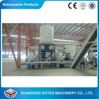 Quality 1-1.5t/H Pine Oak Wood Pellet Mill Machine For Making Biomass Fuel for sale