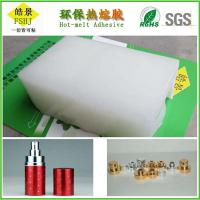 Wholesale Long Setting Time Block Polypropylene Hot Melt Adhesive For Perfume Cap Sealing from china suppliers