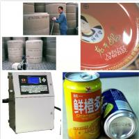 Wholesale Use for Plastic Online Continuous Inkjet Printer from china suppliers