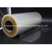 Wholesale One Side Flexible Packaging PVDC Coated BOPP Film , Plastic Packaging Film from china suppliers