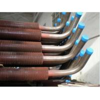 Wholesale CuNi 90/10 Shape Type Heat Exchanger Fin Tube OD25.4 X 1.5WT L Finned Copper Tubing from china suppliers