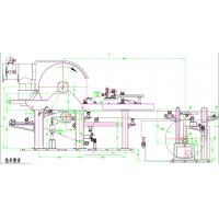 Quality toilet paper  machine / toilet paper production line (our engineer can design it for you) for sale