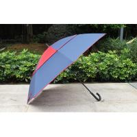 Wholesale Manual Open Custom Golf Umbrellas With 8k Metal Frame / Wedding Party Umbrellas from china suppliers