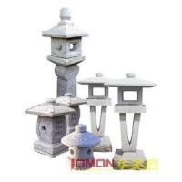 Wholesale Granite Japanese Lantern, Stone Lantern (XMJ-GL20) from china suppliers