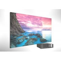Wholesale 1.7Mm 0.9mm Bezel Lcd Video Wall Display , Large Samsung Videowall Panel from china suppliers