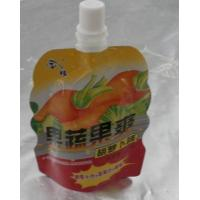 Wholesale Customized Jelly Packaging Stand Up Pouch With Spout 8 oz or 250 ml from china suppliers