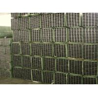 Buy cheap Customised GB/T3091 Standard 5.8M Longitudinal DIN2244 Galvanized Welded Steel Pipes from wholesalers
