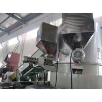Quality The whole film traction granulation recycling machinery for sale