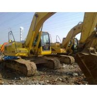 Wholesale Used Komatsu Excavator PC200-6 in good condition from china suppliers